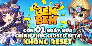 """Nếu là fan game bắn súng tọa độ thì phải thử qua Bem Bem Online cho rõ vị """"chất chơi"""""""