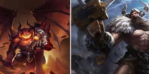 Liên Quân Mobile – Maloch vs Ormarr: Đấu sĩ nào mới là mạnh nhất?