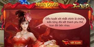 Webgame Thanh Vân Chí liên tục update tính năng mới chiều lòng game thủ