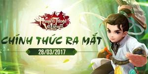 Game mới Huyền Thoại Võ Lâm công bố ngày ra mắt tại làng game Việt