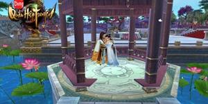 Kim Dung Quần Hiệp Truyện 3D cho phép người chơi xoay 360 độ tận hưởng mọi góc cạnh trong game