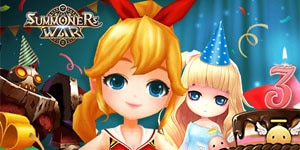 Tặng 333 giftcode game mobile Summoners War
