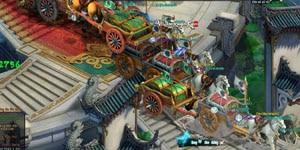 Webgame Võ Lâm Truyền Kỳ VNG và những cách để né đạo tặc cướp tiêu nơi cuối con đường