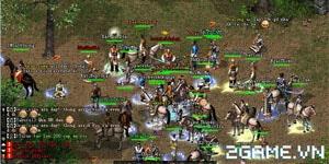 Điểm mặt những tính năng làm nên tên tuổi của tượng đài game kiếm hiệp VLTK