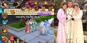 """Rõ ràng Trương Vô Kỵ yêu Triệu Mẫn, thế mà trong game lại """"léng phéng"""" với Chu Chỉ Nhược?"""