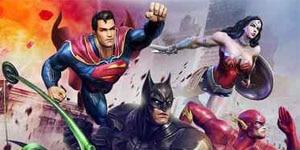 Chính Nghĩa Liên Minh: Siêu Cấp Anh Hùng – Game đề tài DC bản quyền được sản xuất bởi người Trung Quốc