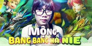 Lắng nghe ca khúc Mộng Bang Bang do nữ game thủ tâm huyết thực hiện