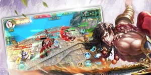 Tiêu Dao Giang Hồ Mobile – Game kiếm hiệp nhập vai mới toanh của SohaGame