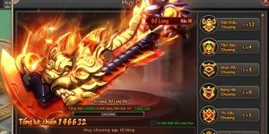 Tăng bậc Huy Chương, khẳng định đẳng cấp trong webgame Đại Kiếm Vương