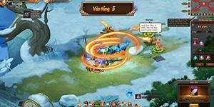 Điểm mặt 2 nơi dễ vào khó ra của webgame Đại Kiếm Vương