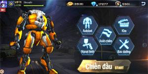Tặng 3333 giftcode Tập Kích Transformers