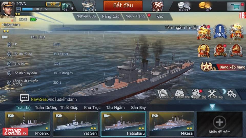 Thủy Chiến 3D