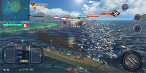 Cảm nhận Thủy Chiến 3D Mobile – Đủ sức trở thành một game Mobile eSports đích thực