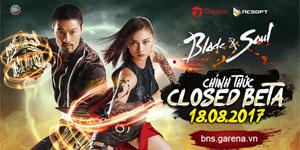 Blade and Soul Việt Nam ấn định ngày ra mắt bản Closed Beta