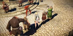 Black Desert mobile lé lộ những hình ảnh gameplay đầu tiên, hoành tráng không kém bản PC