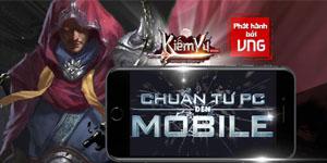 Kiếm Vũ Mobi VNG – Game chính chủ từ webgame Kiếm Vũ nổi tiếng cập bến Việt Nam