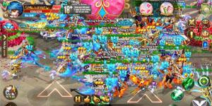Kỵ Sĩ Rồng Mobile tiếp nhận dòng người đông tấp nập vào game trong ngày đầu ra mắt