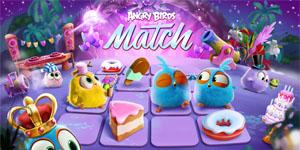"""Angry Birds Match – """"Chim điên"""" trở lại dưới hình hài game xếp kim cương đậm chất giải trí"""