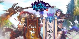 Ngũ Thần Online – Game nhập vai 3D chơi cài đặt trên PC cập bến Việt Nam