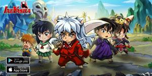 InuYasha Mobile là game kế thừa bản quyền chính hãng từ tác giả Rumiko Takahashi