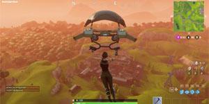 Game bắn súng Fortnite bất ngờ ra mắt chế độ chơi kiểu Playerunknown's Battlegrounds