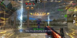 Crossfire Legends và những chế độ chơi siêu hấp dẫn sẽ xuất hiện trong tháng 9
