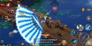 Việt Nam có đến 2 tựa game mang danh Kiếm Vũ Mobile