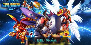 Thú Vương Đại Chiến – Game về Digimon đúng chất Nhật Bản sắp đổ bộ vào Việt Nam