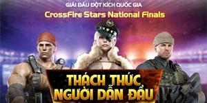 Lộ diện 4 ứng viên đại diện Việt Nam tham dự Chung kết thế giới Đột Kích