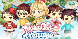 """Vương Quốc Trên Mây – Game cho người chơi """"sống thật"""" công bố ngày ra mắt tại Việt Nam"""