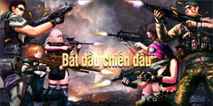 Tập Kích Mobile chính thức cho game thủ Việt chơi thử chế độ sinh tồn