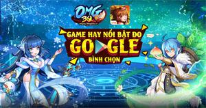 OMG 3Q được đề xuất là game hay đáng chơi do chính Google bình chọn