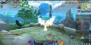 Nếu thấy không thể chơi được Blade and Soul thì Ngũ Thần 3D sẽ là bến đỗ dành cho bạn!
