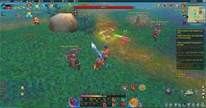 Được nhiều game thủ hưởng ứng Ngũ Thần 3D Online thông báo ra mắt máy chủ mới