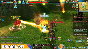 Ngũ Thần Online đưa game thủ đến một trải nghiệm MMORPG đúng nghĩa trên PC