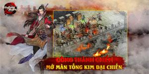 Game Hàng Long Phục Hổ tái dựng thành công trận Công Thành Chiến rực lửa vị Võ lâm