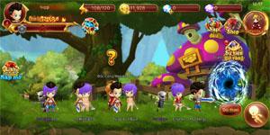 Trải nghiệm Săn Rồng Online: Game nhập vai màn hình ngang gợi nhiều đến Nấm Lùn và Dragonica