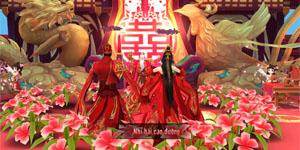 Game thủ Võ Lâm Truyền Kỳ Mobile sắp được kết hôn rồi!
