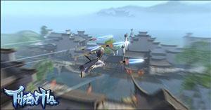 Thiên Hạ 3D sở hữu đồ họa chân thực tới mức game thủ sẽ không thể tin đây là game mobile