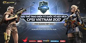 Ấm lòng với những clip gửi lời chúc mừng tới đội tuyển Việt Nam tham dự CFSI 2017