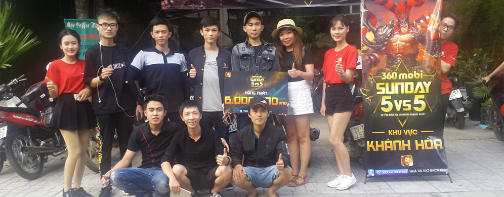Chiến đội nào tại Vũng Tàu sẽ giành chiếc vé tham dự giải 360mobi Pro League 2017?