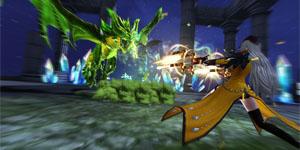 Truyền Thuyết Rồng 3D ra mắt trang chủ, hẹn đến tay game thủ Việt vào tháng 11