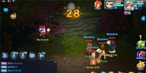 Đánh giá Dream World 3D: Tái hiện tốt những nét đặc trưng của dòng MMORPG đánh theo lượt truyền thống