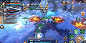Thiên Hạ 3D cho phép người chơi tự tay chế tạo ra thần binh khủng cho nhân vật