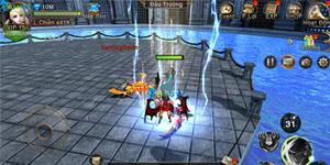 Truyền Thuyết Rồng 3D có hàng tá đấu trường rực lửa để bạn thử sức