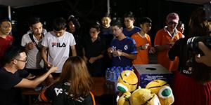 Đội tuyển Hydra lên ngôi vô địch giải đấu CF University 2017