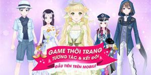 Idol Thời Trang Mobile ra mắt trang chủ, ngày mở game đã cận kề