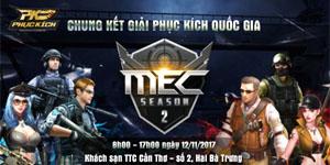 Phục Kích dành hẳn 100 triệu đồng và bộ vũ khí đặc biệt cho nhà vô địch MEC Season 2