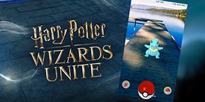 Cha đẻ Pokemon GO công bố dự án game thực tế ảo mới mang tên Harry Potter: Wizards Unite