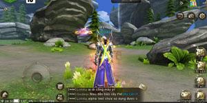 Game thủ khen Truyền Thuyết Rồng 3D có đồ họa đẹp mắt, lối chơi tương đối mớ mẻ ở Việt Nam